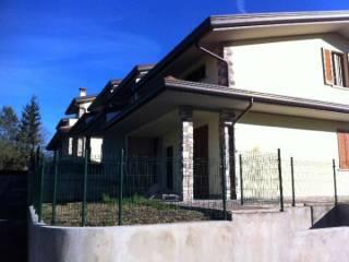 Foto - Villetta a schiera via Olimpica, Lipomo
