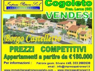 Foto - Trilocale Strada di Lerca, Lerca, Cogoleto