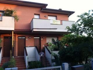 Foto - Villetta a schiera via Onorio II 11, San Martino In Pedriolo, Casalfiumanese