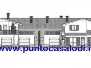 Foto - Villa, nuova, 1 mq, Massalengo