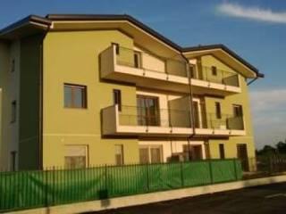 Foto - Quadrilocale via Libertà 299, Busnago