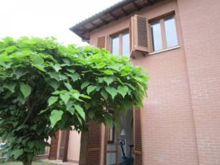 Foto - Villetta a schiera 5 locali, nuova, Monteroni d'Arbia