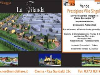 Foto - Villa, nuova, 257 mq, Trescore Cremasco
