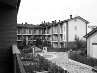 Foto - Trilocale via Torcitura Borgomanero, 21, Castel Rozzone