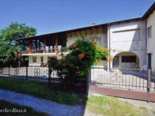 Foto - Casa indipendente 600 mq, buono stato, Mombello Monferrato