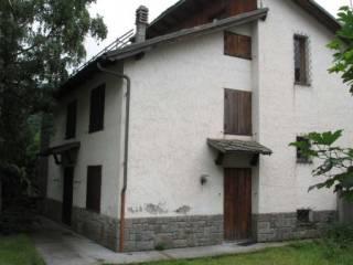 Foto - Villa via Fraz Serre 1 di fronte alla chiesa, Borgo, Crissolo