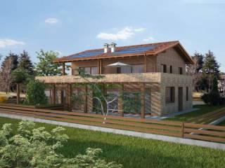 Foto - Terreno edificabile residenziale a Caprino Bergamasco
