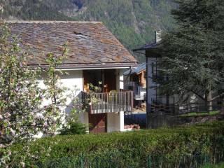 Foto - Bilocale frazione Pesan 14, Pésan, Challand-Saint-Anselme