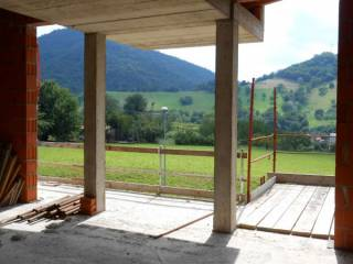Foto - Villa, nuova, 300 mq, Berzo San Fermo