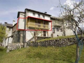 Foto - Trilocale frazione Portano 4-25, Roldo, Montecrestese