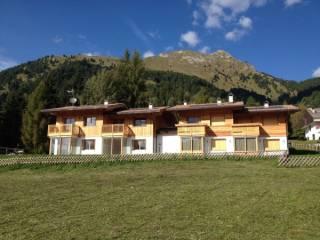 Case Di Montagna Predazzo : Predazzo vendita seconde case villette a schiera in montagna