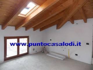 Foto - Bilocale nuovo, ultimo piano, Borghetto Lodigiano
