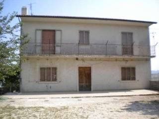 Foto - Casa indipendente 123456789 mq, buono stato, Frigento