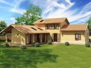 Foto - Villa, nuova, 138 mq, San Sisto, Rovigo