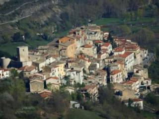 Foto - Casa indipendente via Morgione 17, Pettorano Sul Gizio