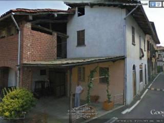 Foto - Rustico / Casale via Martinetti 15, Cavallirio