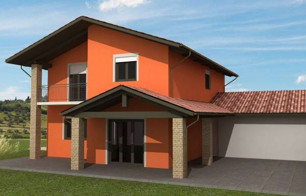 foto  Single family villa Strada Provinciale 315 84, Piozzo