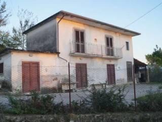 Foto - Casa indipendente via Colle, Gioia Sannitica