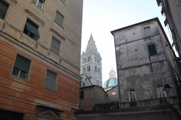 foto  Trilocale Vico della Lepre, Genova