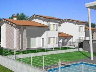 Foto - Villa via Padre Marcolini 3, Borgo Poncarale, Poncarale