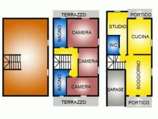 Foto - Casa indipendente via 20 Settembre, Piazzola Sul Brenta
