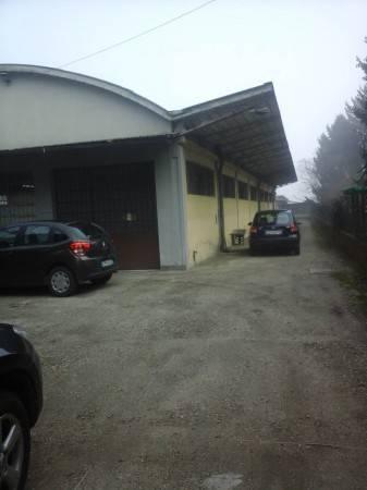 foto  Capannone in Vendita a San Giorgio di Lomellina