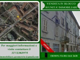 Foto - Palazzo / Stabile via del Sale 26, Cremona