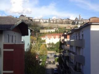Foto - Quadrilocale buono stato, quarto piano, Piscine, Bergamo