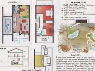 Foto - Casa indipendente 170 mq, nuova, Candia Canavese