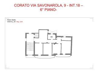Foto - Appartamento via Savonarola Girolamo 9, Corato