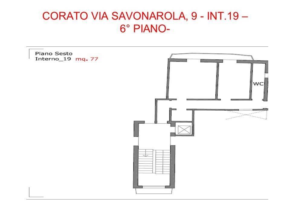 foto  Appartamento via Savonarola Girolamo 9, Corato