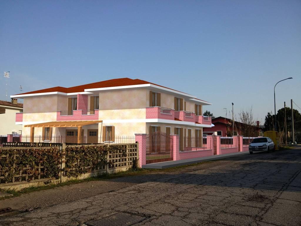foto  Single family villa via San Basilio, Taglio di Po