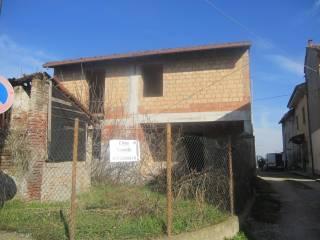 Foto - Terratetto unifamiliare via Plana 20, Monticelli Pavese