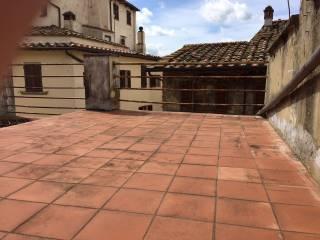 Foto - Attico / Mansarda via Pescioni 27, Borgo Santa Croce, Arezzo