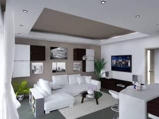 Photo - 2-room flat new, ground floor, Torre, Torre Pallavicina