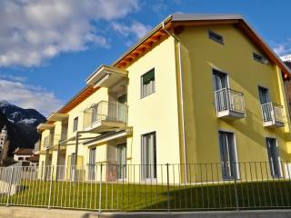Foto - Quadrilocale nuovo, primo piano, Tirano