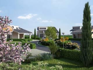 Foto - Villa, nuova, 100 mq, Bonate Sotto