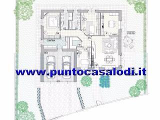 Foto - Villa, nuova, 320 mq, Massalengo