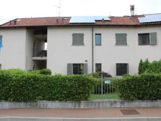 Foto - Trilocale via Cattanea, 18, Villamaggiore, Lacchiarella
