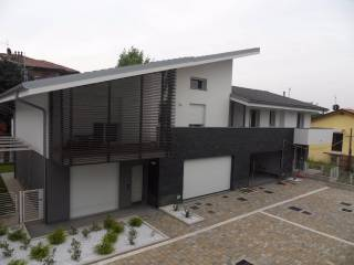 Photo - Two-family villa via Quintino Alto 27, Valtesse, Bergamo
