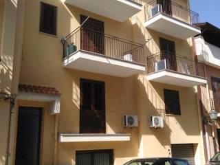 Foto - Trilocale via F  P  Perez, Terrasini