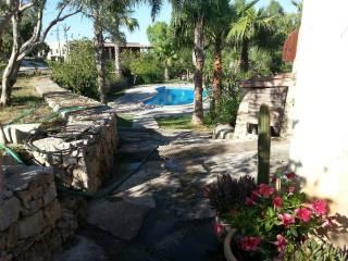 Foto - Vendita villa con giardino, Taurisano, Salento