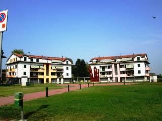 Foto - Monolocale via Giuseppe Verdi 1, San Martino Siccomario