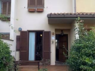 Foto - Villa a schiera 3 locali, ottimo stato, Capranica Prenestina