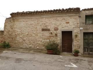 Foto - Casa indipendente piazza San Simone, Ponzano di Fermo