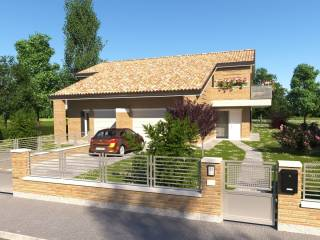 Foto - Villa, nuova, 170 mq, Stienta