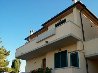 Foto - Appartamento via del Bandello 1, Montescudaio