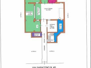 Foto - Palazzo / Stabile due piani, da ristrutturare, Centro Storico, Ferrara