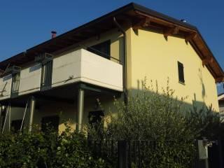 Foto - Villa a schiera 5 locali, nuova, Gavardo