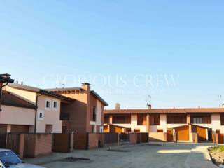 Foto - Villetta a schiera 4 locali, nuova, Coazzano, Vernate